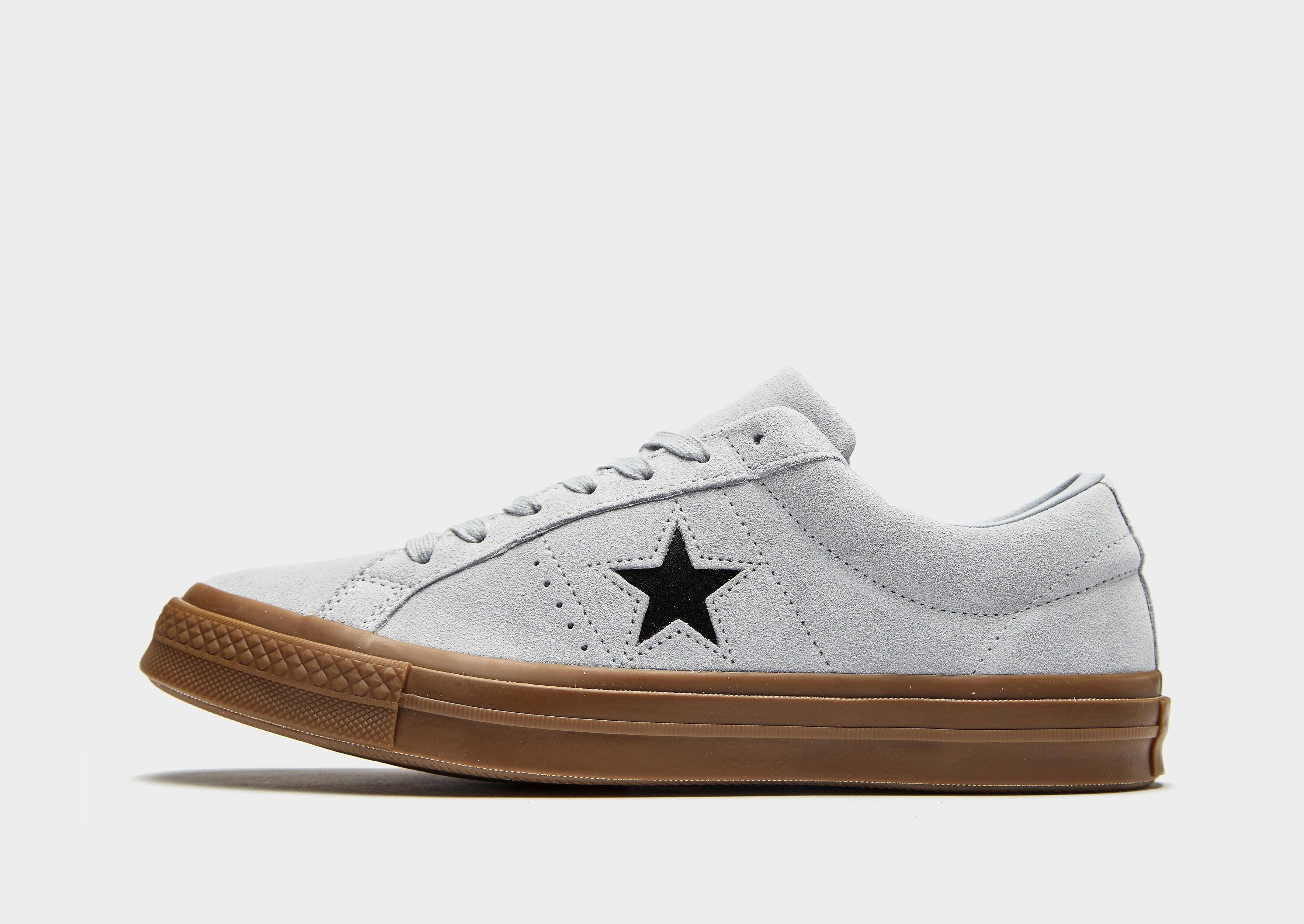 Converse One Star Suede