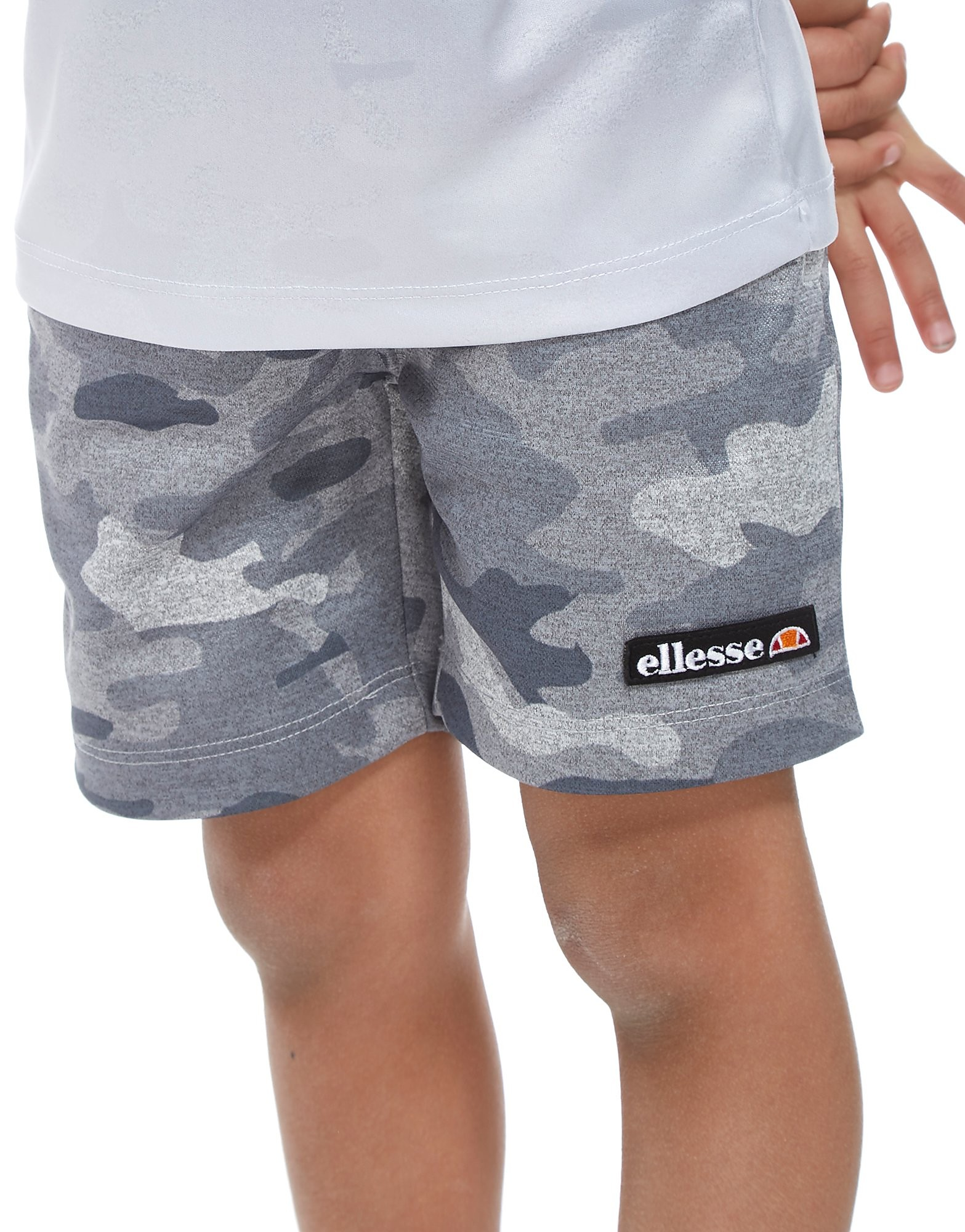 Ellesse Pinta Poly All Over Print Shorts Bambino
