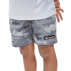 Ellesse Pinta Poly All Over Print Shorts Bambino ... a1bbba1889f