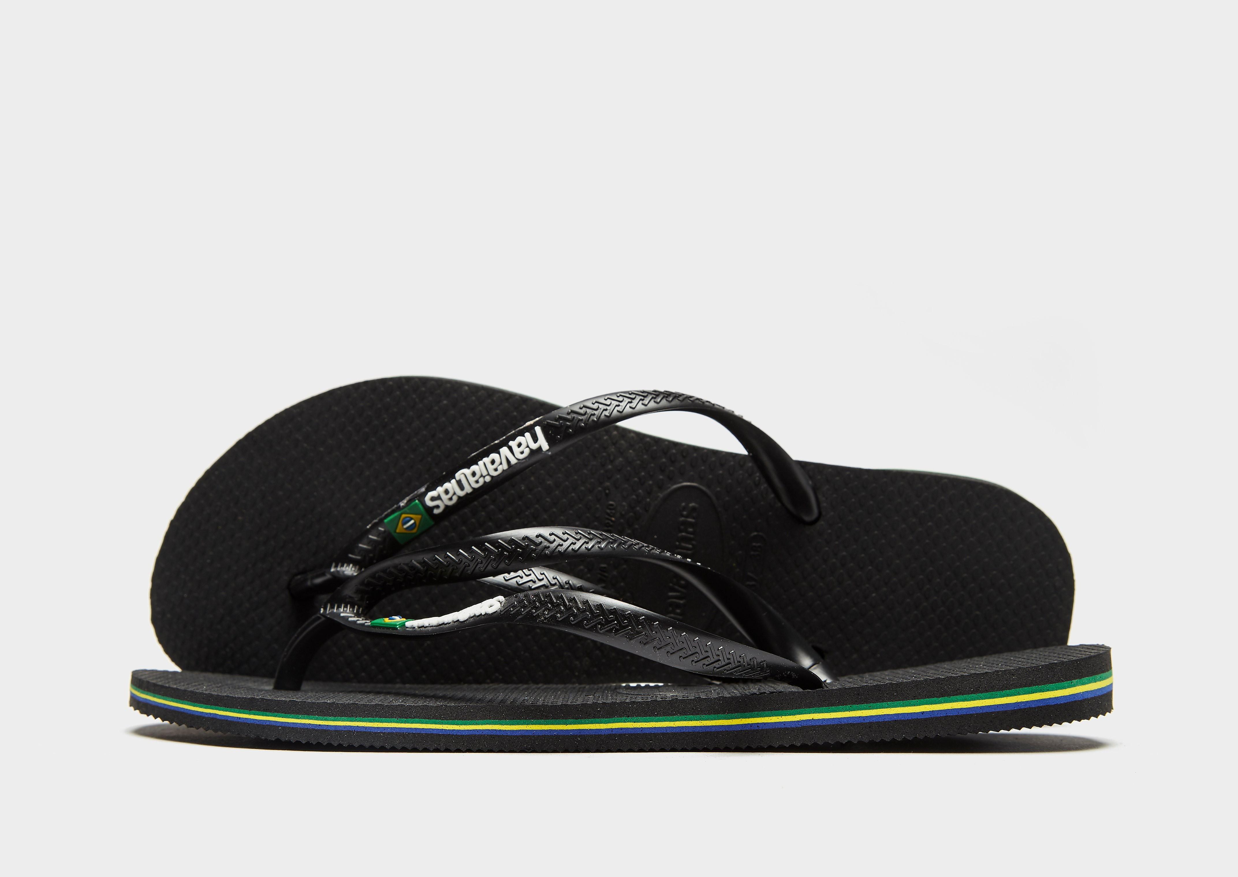 Havaianas Slim Brasil Flip Flops