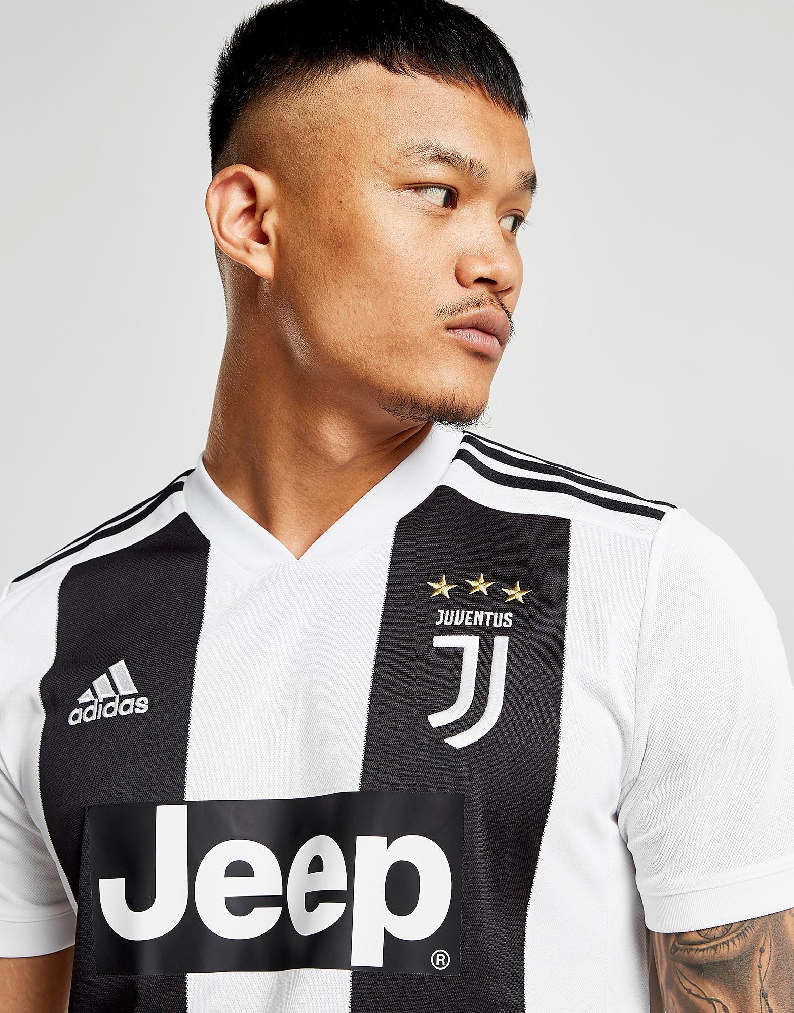adidas Juventus 2018/19 Maglia Home PREORDINE