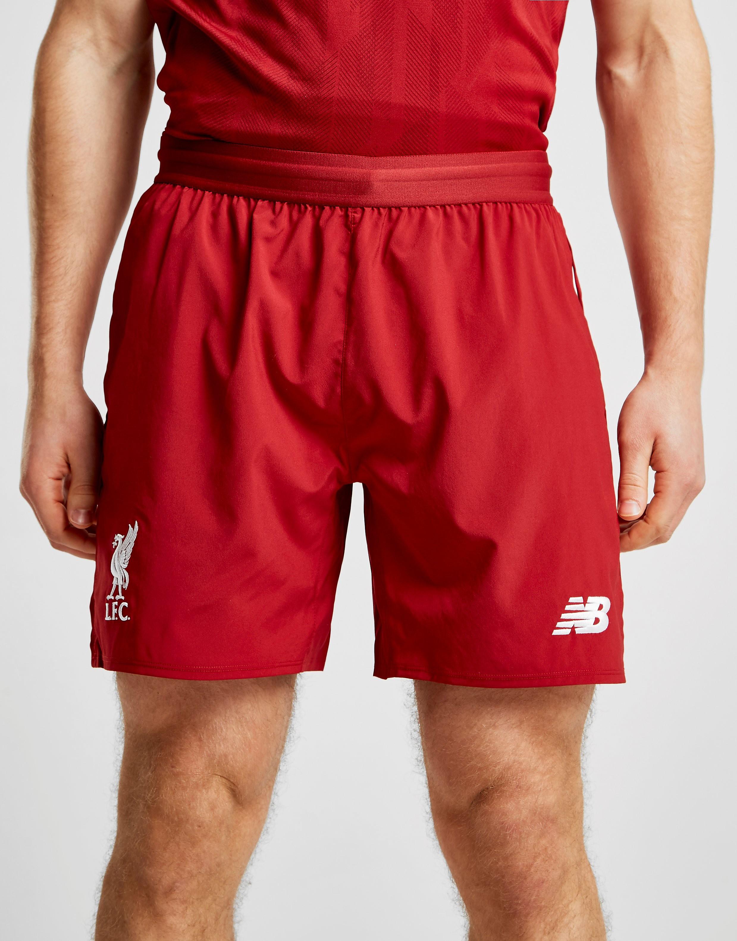 New Balance Liverpool FC 2018 Home Shorts