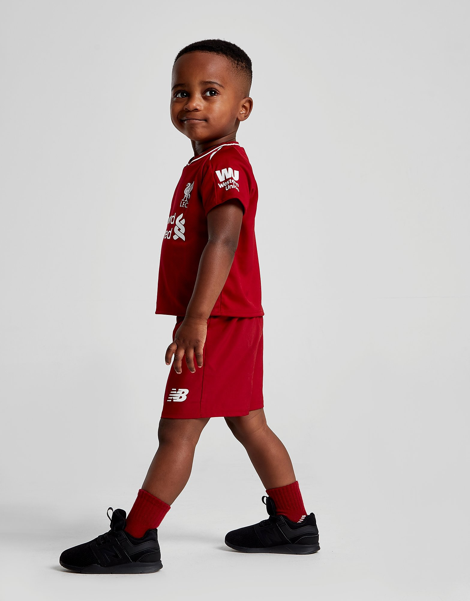 New Balance Liverpool FC 2018 Completo Bebè PREORDINE