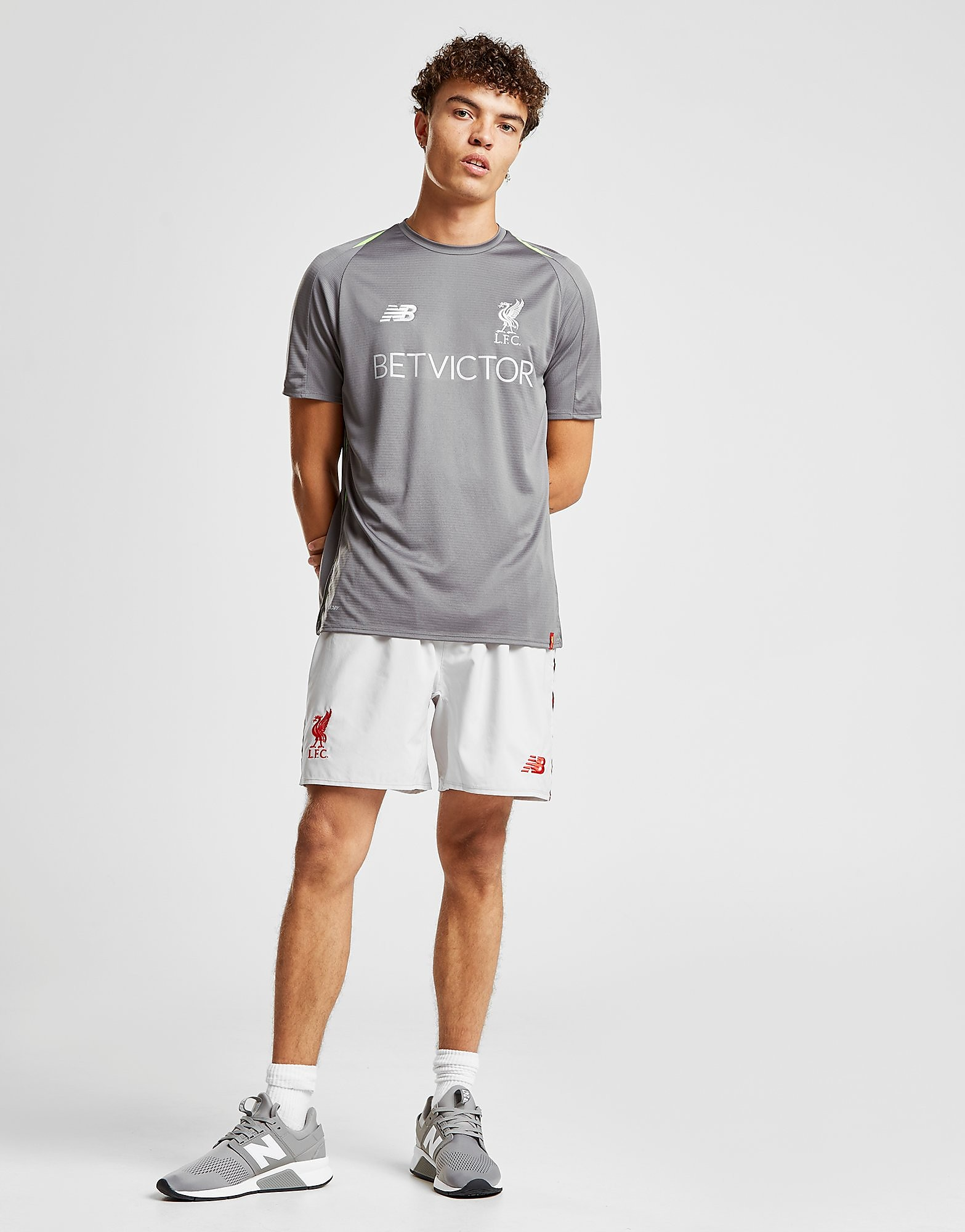 New Balance Liverpool FC Training Shirt