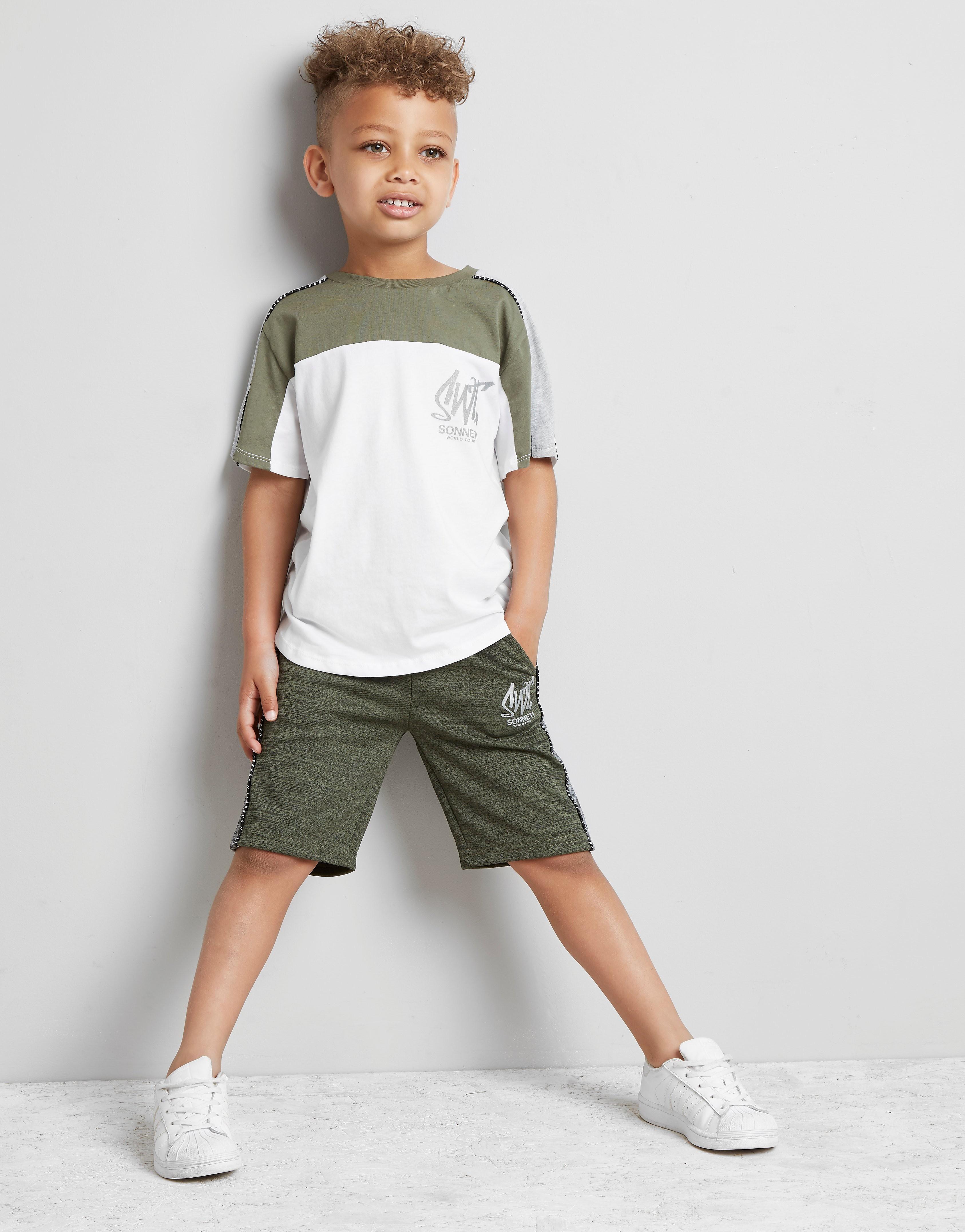 Sonneti Mini Welby Mid Shorts Bambino