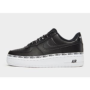 air force 1 uomo nere e marroni