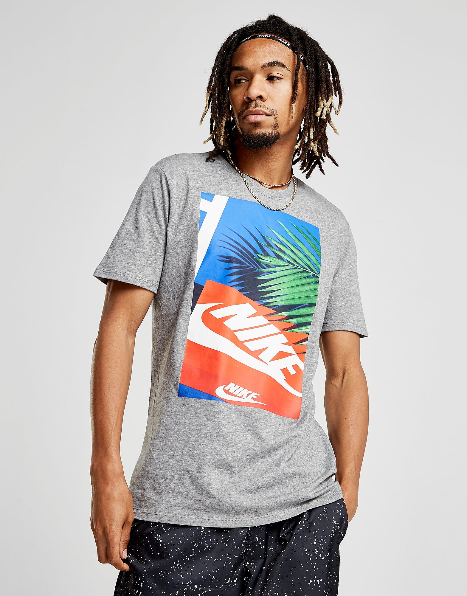 Nike Shoe Box Short Sleeve T-Shirt