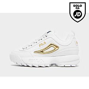 sneakers for cheap 5e69e a31ff Fila Disruptor II Junior ...