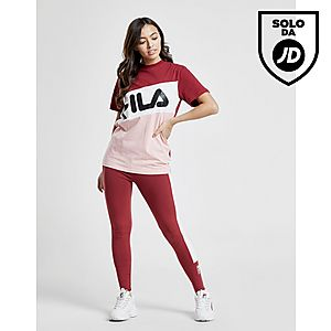 Donna Box Box Leggings Fila Leggings Fila Box Donna Fila Leggings Logo Logo Logo AzRxzw7