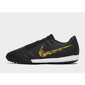 official photos b9053 e887b Nike Black Lux Phantom Venom Academy TF ...