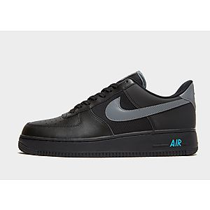 nike air force 1 07 nere e rosse