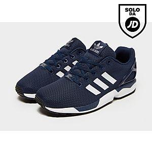 adidas zx flux junior blu