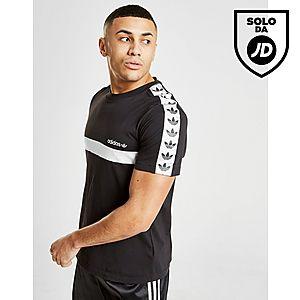 adidas Originals Tape T-Shirt ... fb9b187dc37