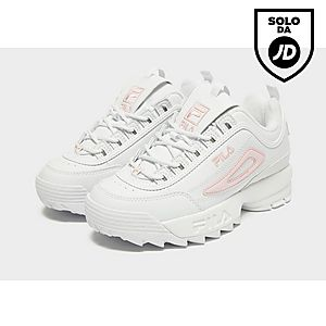 innovative design 8a9f1 7834c Fila Disruptor II Junior Fila Disruptor II Junior