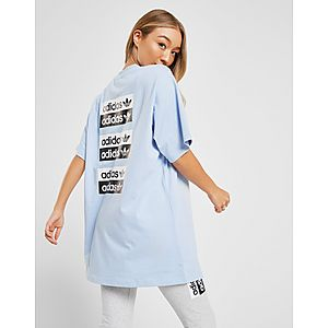 b2db3d05faaa0 adidas Originals R.Y.V Boyfriend T-Shirt Donna ...
