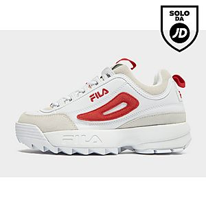 low priced fe903 9cd99 Fila Disruptor II Donna ...