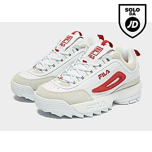 sports shoes 83c10 c8943 Fila Disruptor II Donna Fila Disruptor II Donna