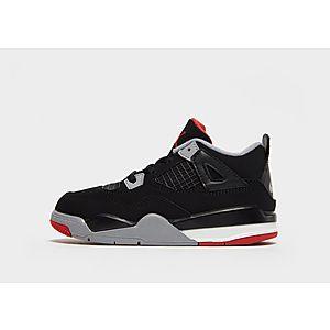 best website be4eb 4da39 Jordan Air Retro 4 Infant ...