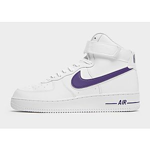 detailed look 0d0ce 9d27d Nike Air Force 1  07 High ...