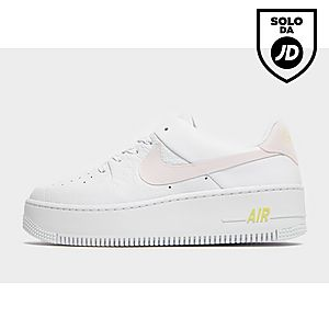 sports shoes 7d22f b79c7 Nike Air Force 1 Sage Low Donna ...