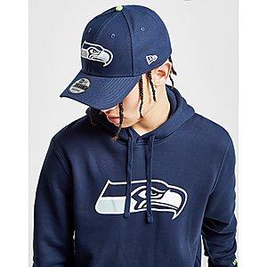 69add14d37a2b7 New Era 9FORTY NFL Seattle Seahawks Strapback Cap ...