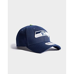 ... New Era 9FORTY NFL Seattle Seahawks Strapback Cap a3bed09f3585