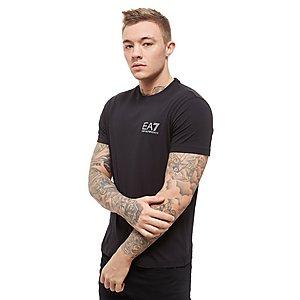 Emporio Armani EA7 Core Short Sleeve T-Shirt ...
