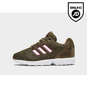 lowest price 344c4 35221 adidas Originals ZX Flux Children ...