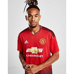 489345e99 adidas Manchester United FC 2018 19 Home Shirt ...