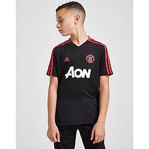 daaf332ff8 adidas Manchester United FC Training Shirt Junior ...