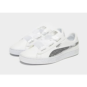 PUMA Basket Heart Bling Junior PUMA Basket Heart Bling Junior b0a19cb23