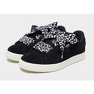 41645ef3c32 PUMA Suede Heart Lux Children PUMA Suede Heart Lux Children