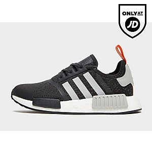 9a09da5d404b adidas Originals NMD R1 Junior ...