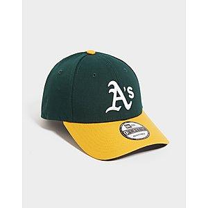 ... New Era MLB Oakland Athletics 9FORTY Cap 4be95b2bee