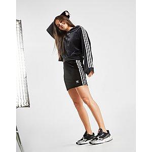 premium selection 12a8e 6ff79 adidas Originals 3-Stripes Bodycon Skirt ...