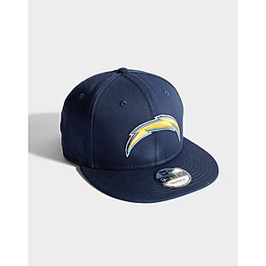 9a20072c3a8 ... New Era NFL Los Angeles Chargers 9FIFTY Cap