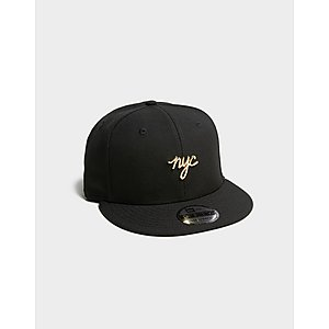 0d16f09e30e NEW ERA CAP CO 9Fifty NYC Metal Badge Cap ...