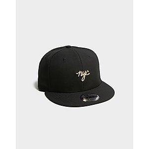 1afaa1291cd4 NEW ERA CAP CO 9Fifty NYC Metal Badge Cap ...