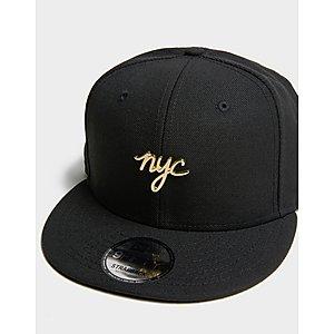 e5e92077fde ... NEW ERA CAP CO 9Fifty NYC Metal Badge Cap Quick ...