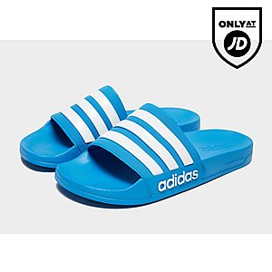 pretty nice 4e157 0fa5e adidas Originals Adilette Cloudfoam Slides adidas Originals Adilette  Cloudfoam Slides