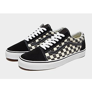 bf6fc2be3f69a9 Vans Blur Check Slip On Vans Blur Check Slip On