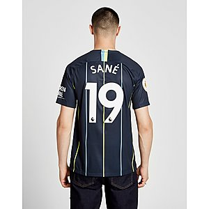 Nike Manchester City 2018 19 Sane  19 Away Shirt ... 3b929a625