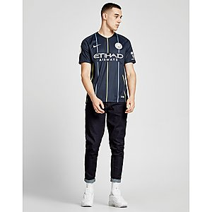 ... Nike Manchester City 2018 19 Sane  19 Away Shirt 960995a02