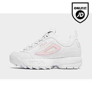 sneakers for cheap 19874 e976d Fila Disruptor II Junior ...