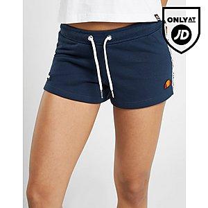 61e80f7cfa66 Ellesse Tape Fleece Shorts Ellesse Tape Fleece Shorts