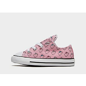 503434ac22d8 Converse x Hello Kitty All Star Ox Infant ...
