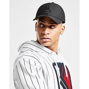New Era MLB Los Angeles Dodgers 9FORTY Strapback Cap ... e4d604459fef