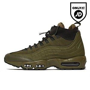 Los Hombres De Nike Air Max Deporte 95 Nike Zapatillas De Deporte Max Y Calzado Jd Sports 19ec60