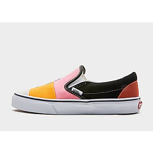 7afaa052ae9 VANS Patchwork Slip On Women s ...