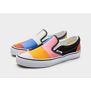 7255ace20fc VANS Patchwork Slip On Women s VANS Patchwork Slip On Women s